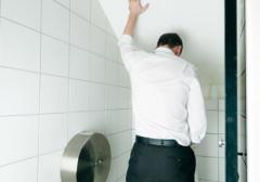 男性尿频尿急的原